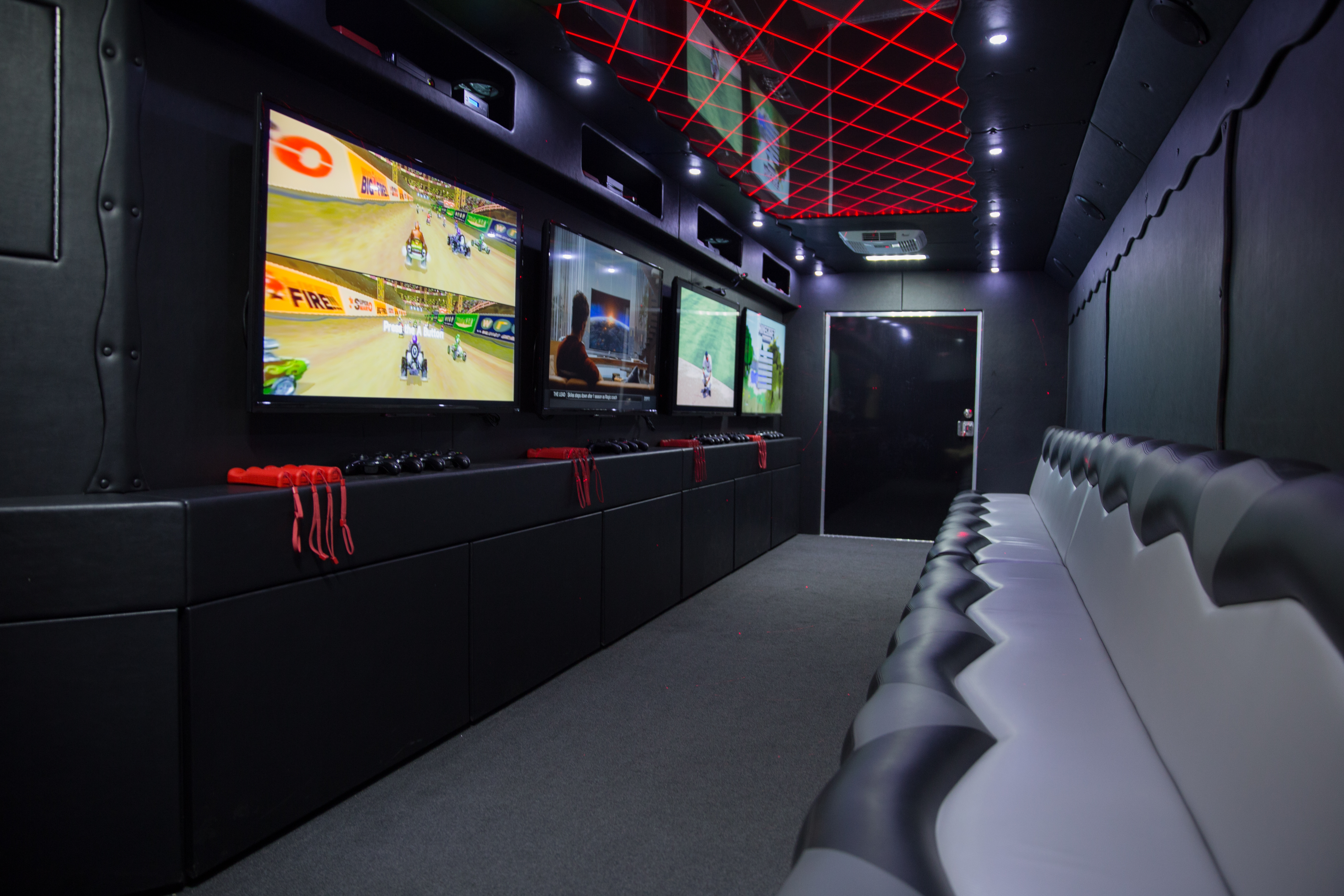 Interior Gallery - Jacksonville's Premier Game Truck and ...